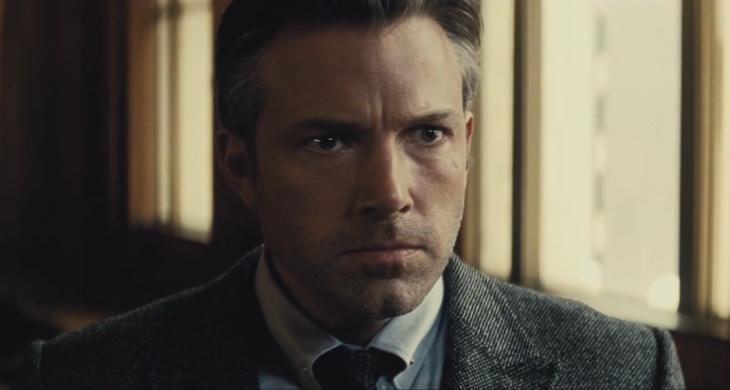 Ben Affleck como Bruce Wayne / Warner Bros