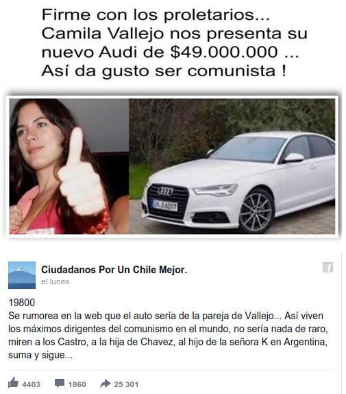 Ciudadanos Por Un Chile Mejor | Facebook