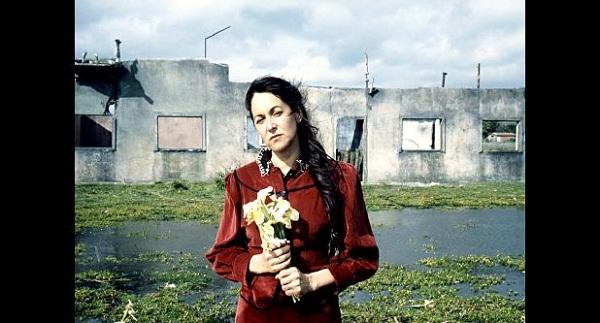 Cine Digital | Gloria Laso en set de 'La Frontera'