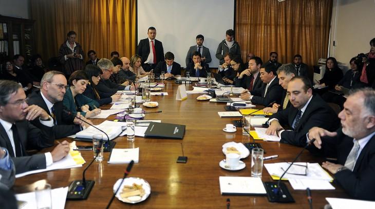 Comisión de Constitución | ARCHIVO | Agencia UNO