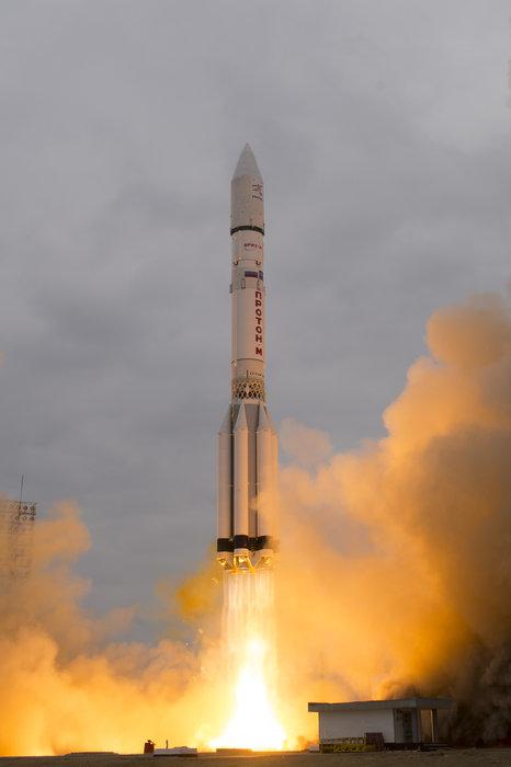 ExoMars 2016 Launch / ESA