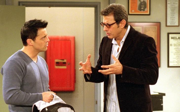 Jeff Goldblum en Friends