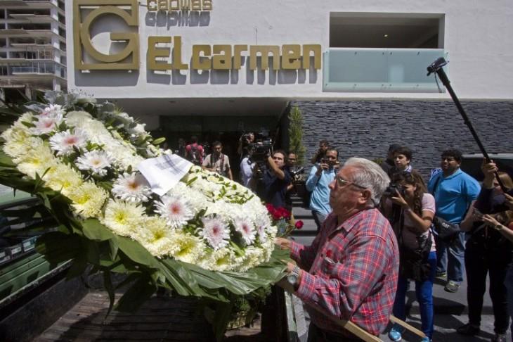 HECTOR GUERRERO / AFP