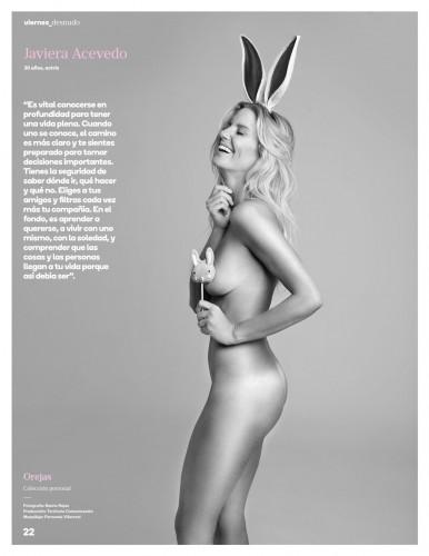 Javiera Acevedo | Revista Viernes