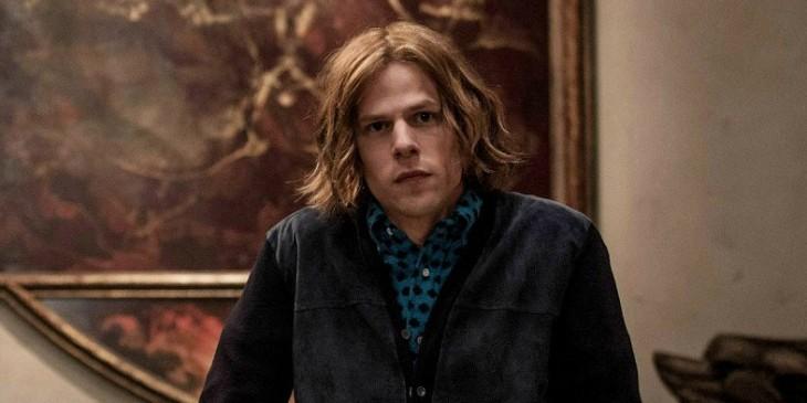 Jesse Eisenberg como Lex Luthor Jr. / Warner Bros