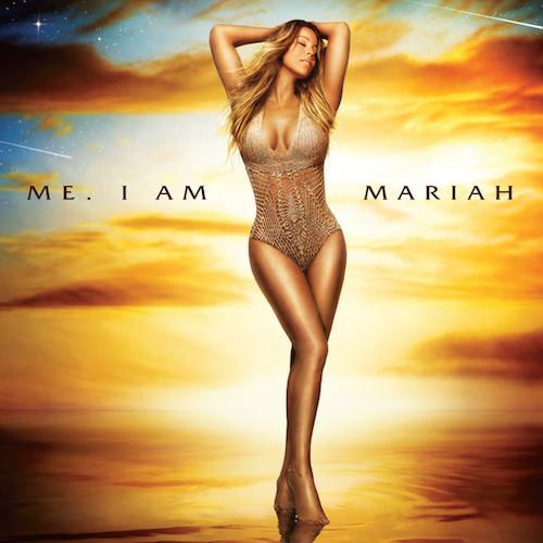 Portada 'Me. I Am Mariah... The Elusive Chanteuse'