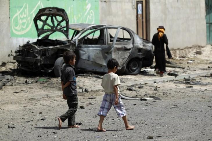 Mohammed Huwais | AFP