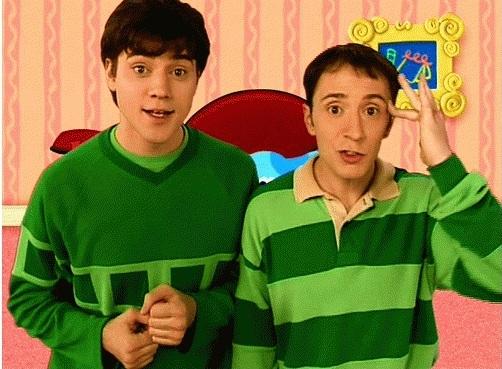 Pistas de Blue | Nickelodeon