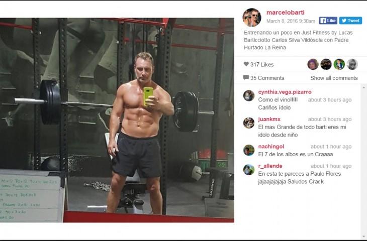 Instagram | Marcelo Barticciotto