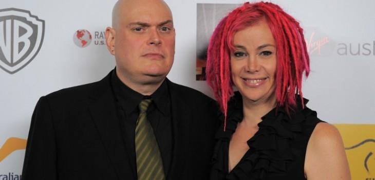 Andy junto a Lana antes de declararse transexual | AFP