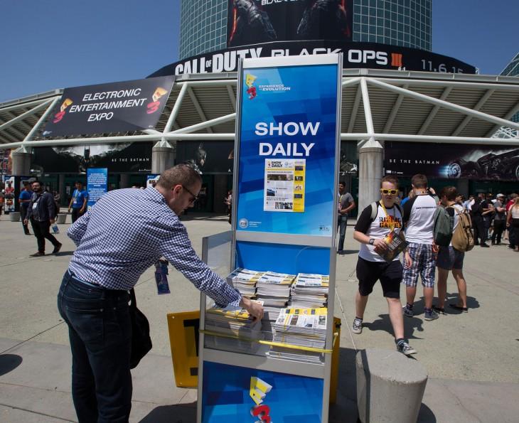 Imagen del E3 2015