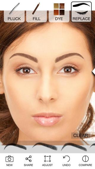 Eyebrows de Modiface - iTunes