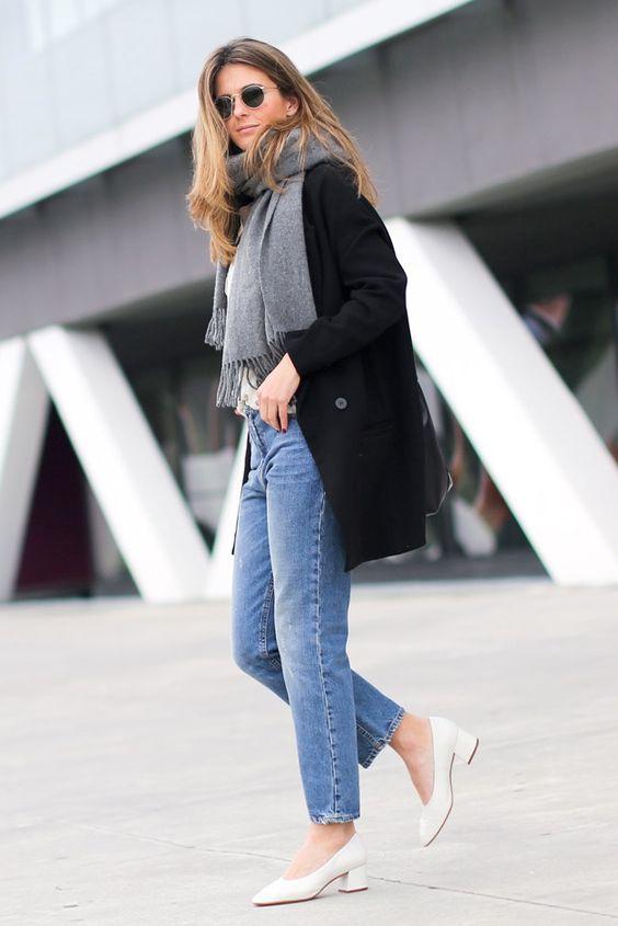 Los Zapatos Ideales Para Utilizar Cada Tipo De Jeans Y No Fallar En El Intento Mujer Biobiochile
