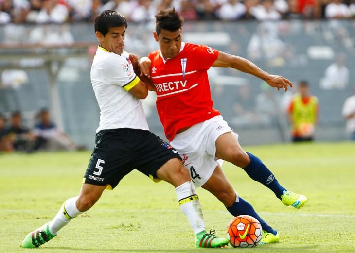 Albos y UC en atual campeonato / Alex Reyes /Agencia UNO