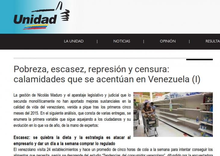 www.unidadvenezuela.org