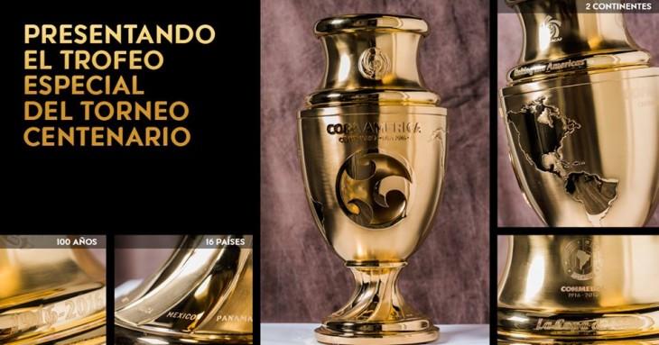 Copa América Centenario 2016 | Facebook oficial