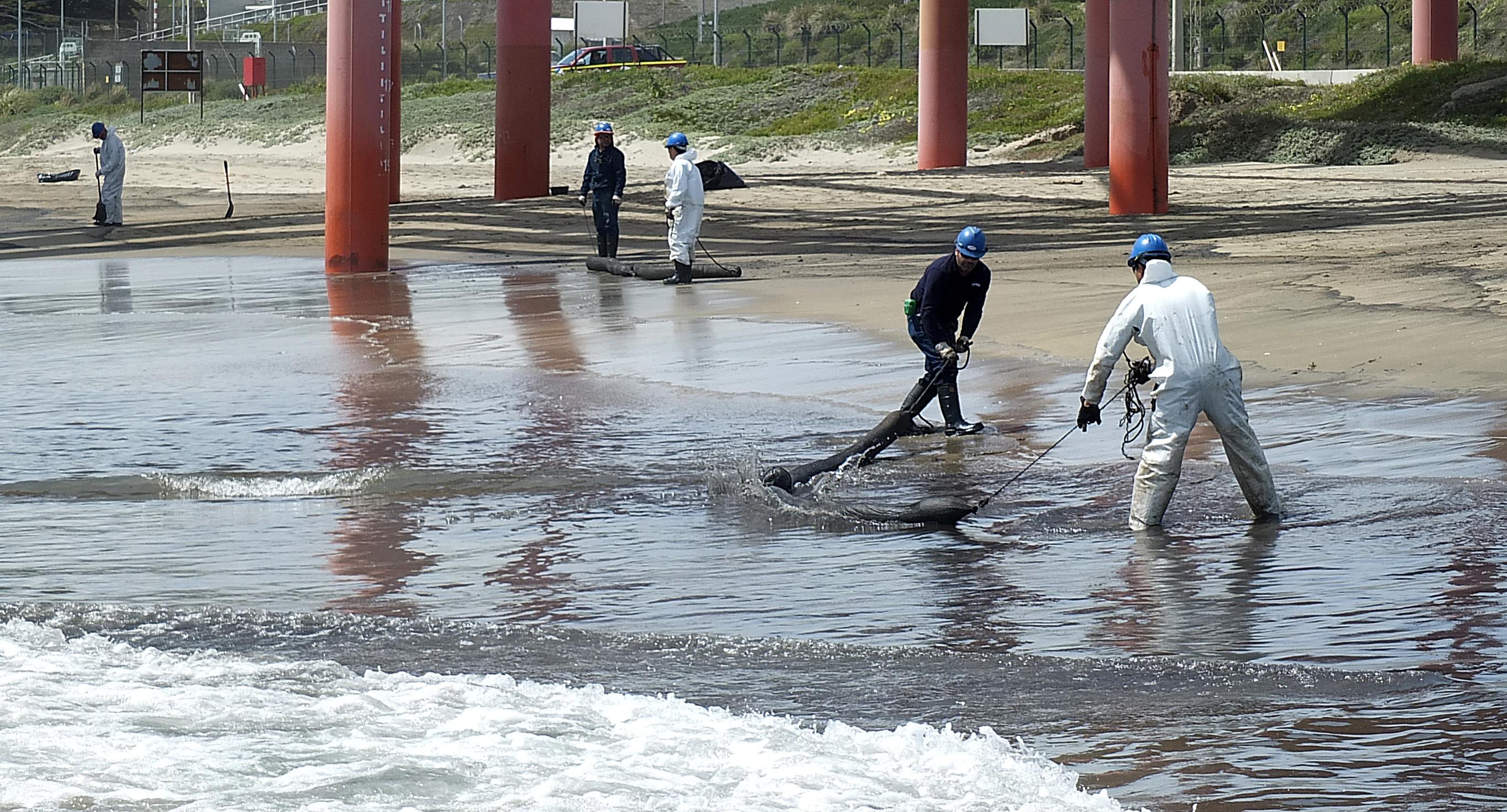 Fotos de derrame de petroleo en monagas 69