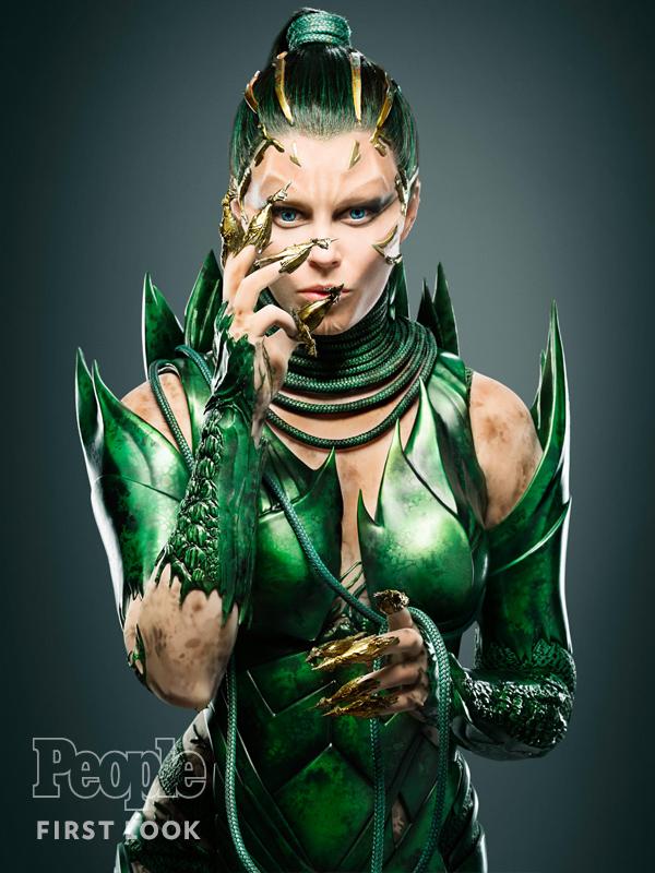 Elizabeth Banks como Rita Repulsa | Lionsgate