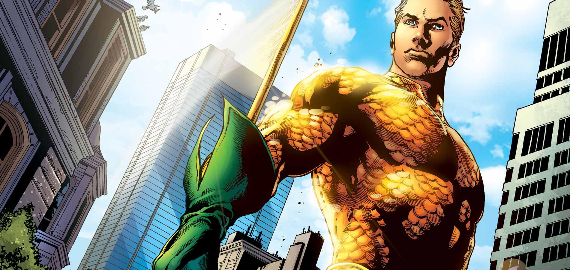 Las razones por las que deberías dejar de burlarte de Aquaman