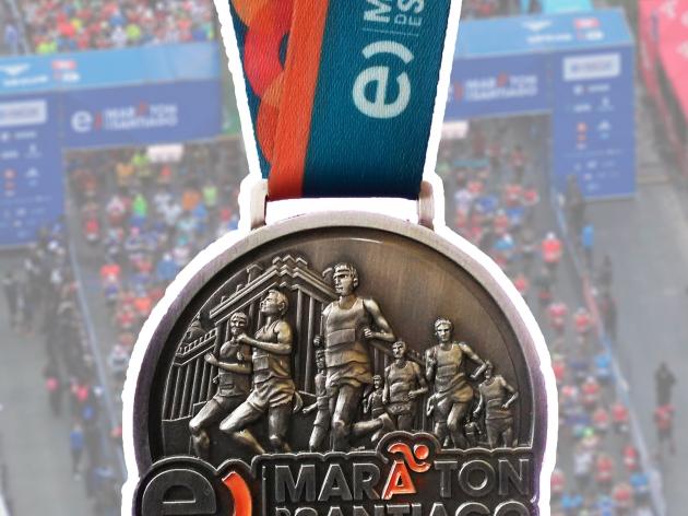 Falta de Visión de Genero en Medalla Maraton de Santiago 2016 | Jose Cid Baeza
