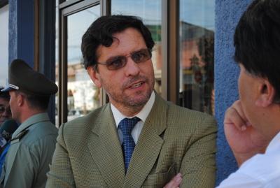 Servando Pérez | Fiscalía de Chile