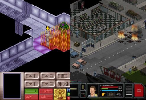 XCOM y Xenonauts | Microprose y Goldhawk Interactive