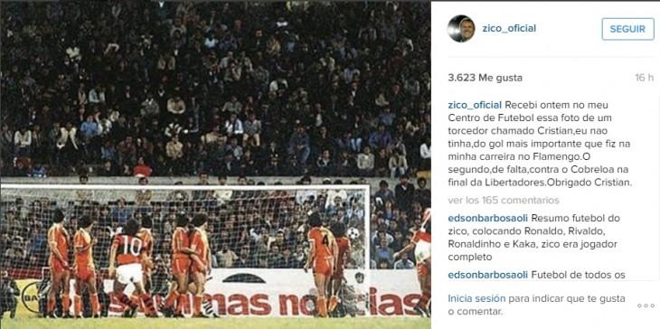 Zico I Instagram