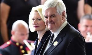Newt Gingrich | AFP