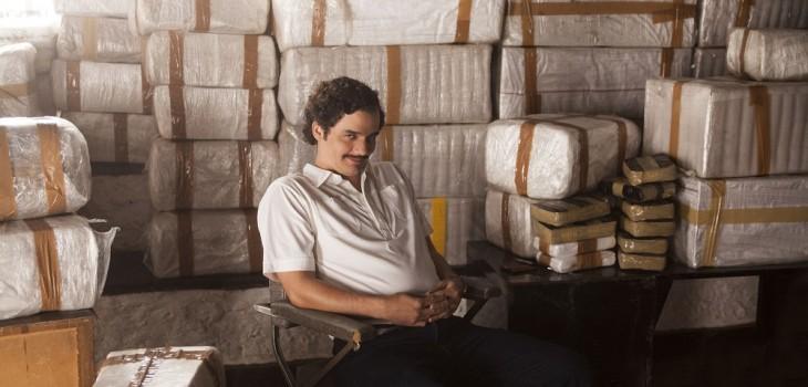 """""""Narcos"""", serie de Netflix"""