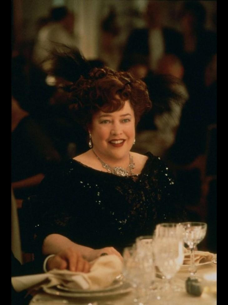 Kathy Bates en Titanic   20th C entury Fox