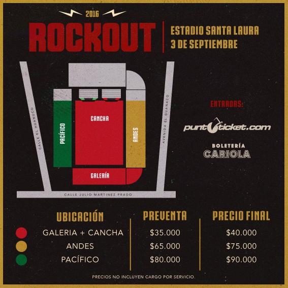 RockOut.cl