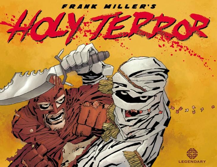 Frank Miller's Holy Terror