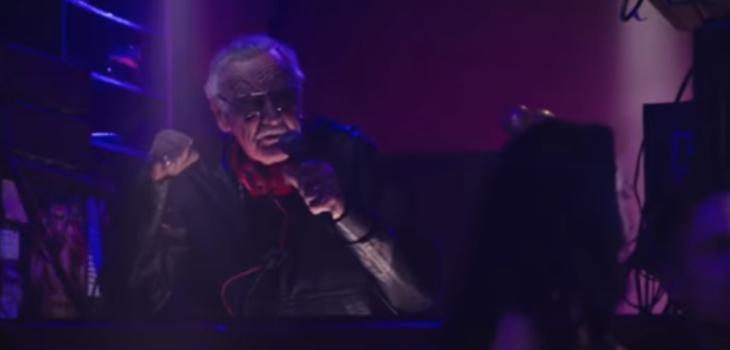 Cameo de Stan Lee en Deadpool | Captura