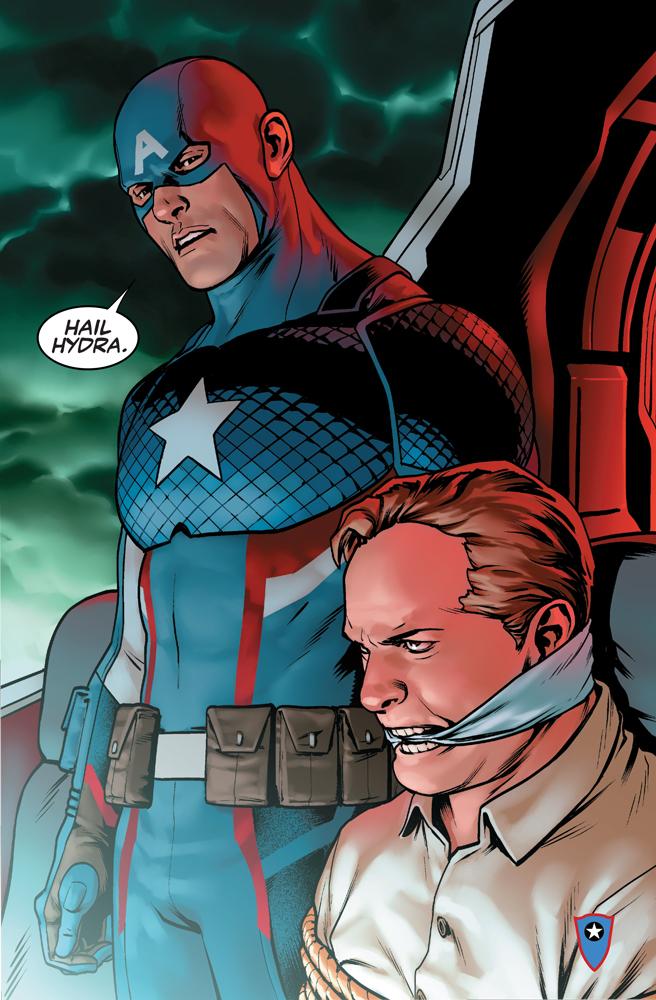 El hombre amordazado es el doctor Selvig | Marvel