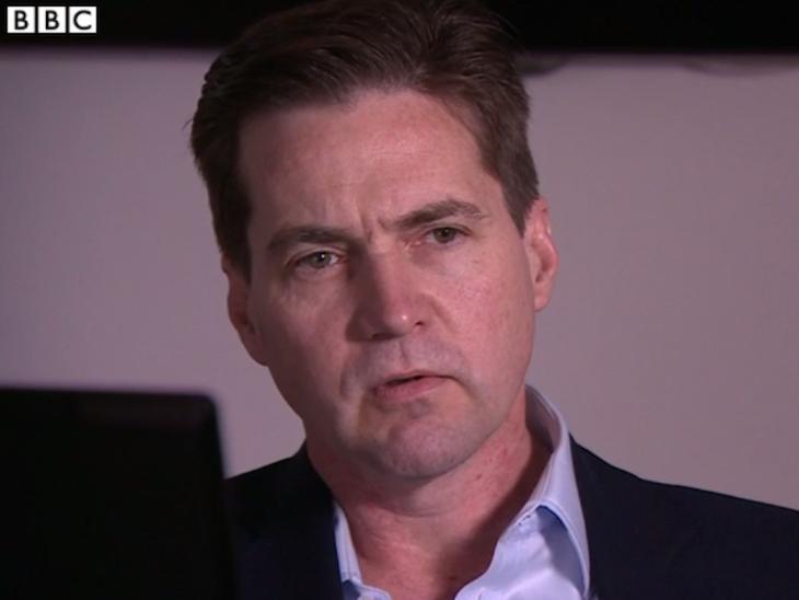 Craig Wright en entrevista a BBC