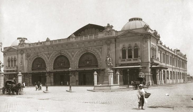 Estación antigua