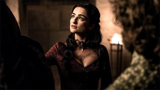 Kinvara, sacerdotisa roja en Meereen | HBO