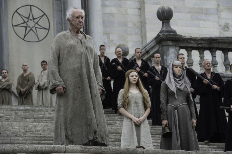 El Gorrión Supremo y Margaery Tyrell | HBO