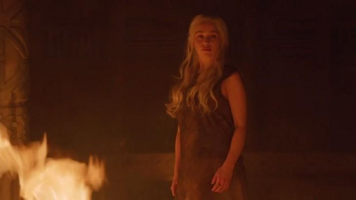 Daenerys Targaryen en Vaes Dothrak | HBO