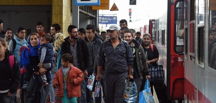 Inmigrantes en Alemania | AFP