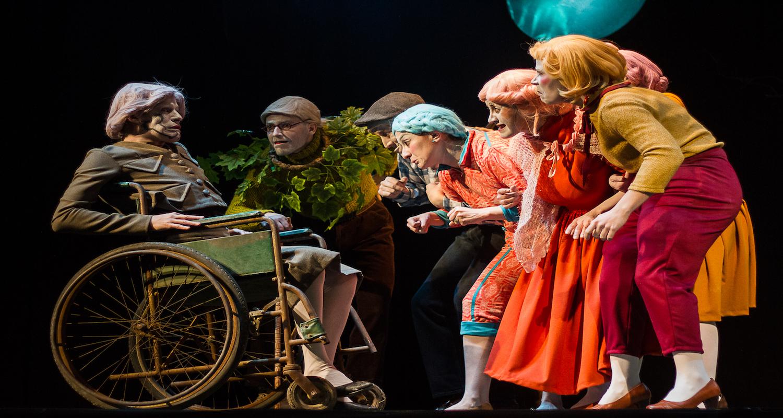 """Obra """"En el Jardín de Rosas"""" vuelve al Teatro Camilo Henríquez ..."""
