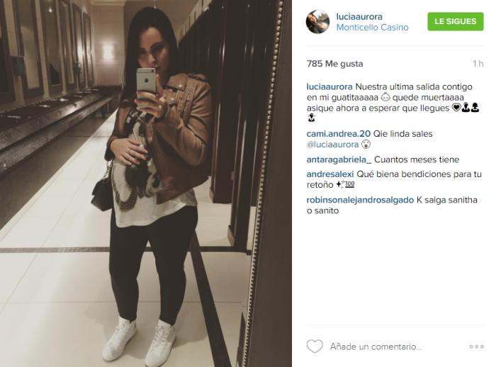 Lucía Jiménez / Instagram