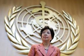 Margaret Chan en la OMS | AFP