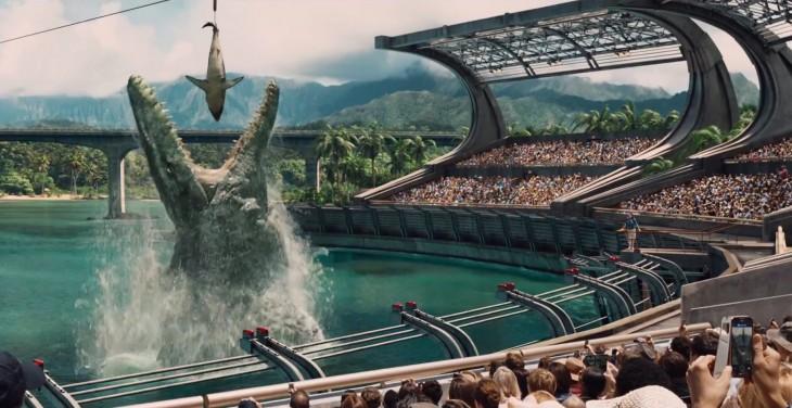 Este especie vista en la película fue una de las halladas en la misión | Universal Pictures