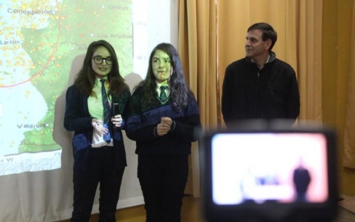 Liceo Polivalente de Laja | www.santacruzlaja.cl