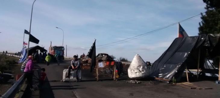 Bloqueo en Ancud | Soledad Fuentes | RBB