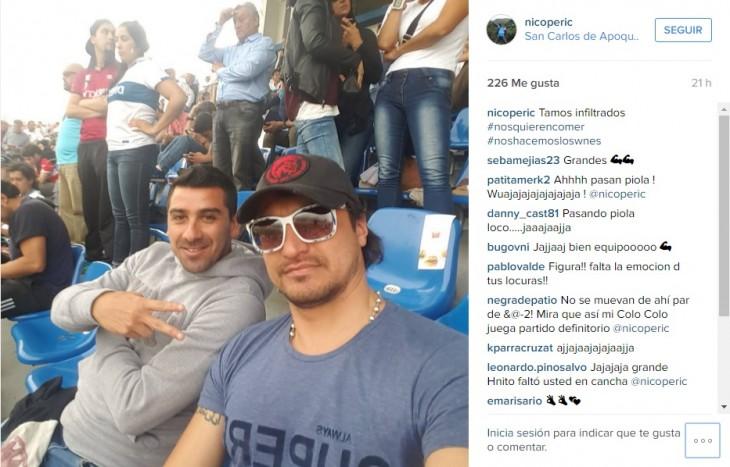 Nicolás Peric | Instagram