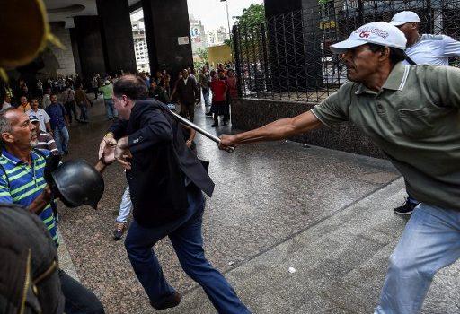 VENEZUELA-OPPOSITION-BORGES