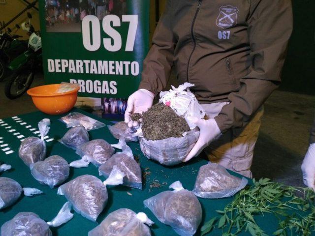 Droga Arauco | Pedro Cid (RBB)