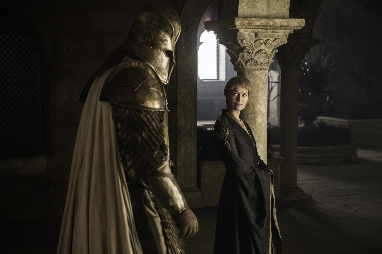 Cersei Lannister y La Montaña | HBO